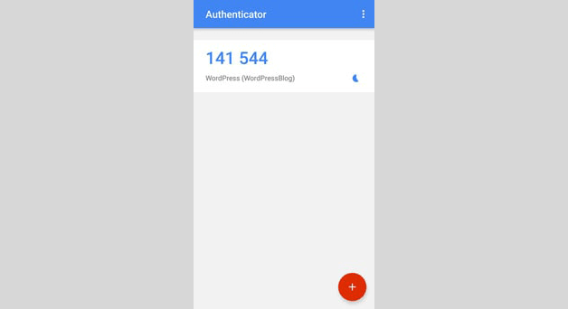 Google Authenticator mobile